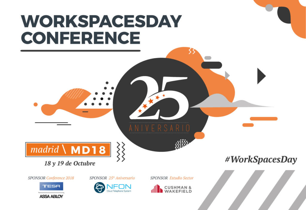 Galia Puerto - WorkSpacesDay Conference 2018