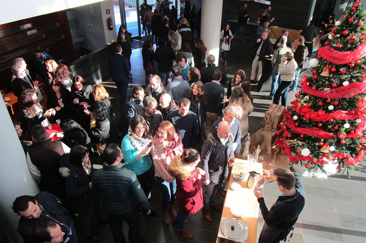 Galia Puerto Eventos: Chocolatada 2017