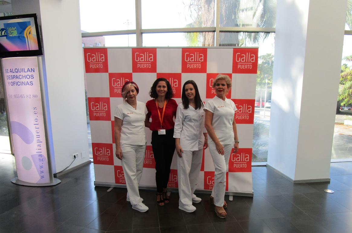 Galia Puerto Eventos: 1º Congreso Empresarial Rosa Di Mare