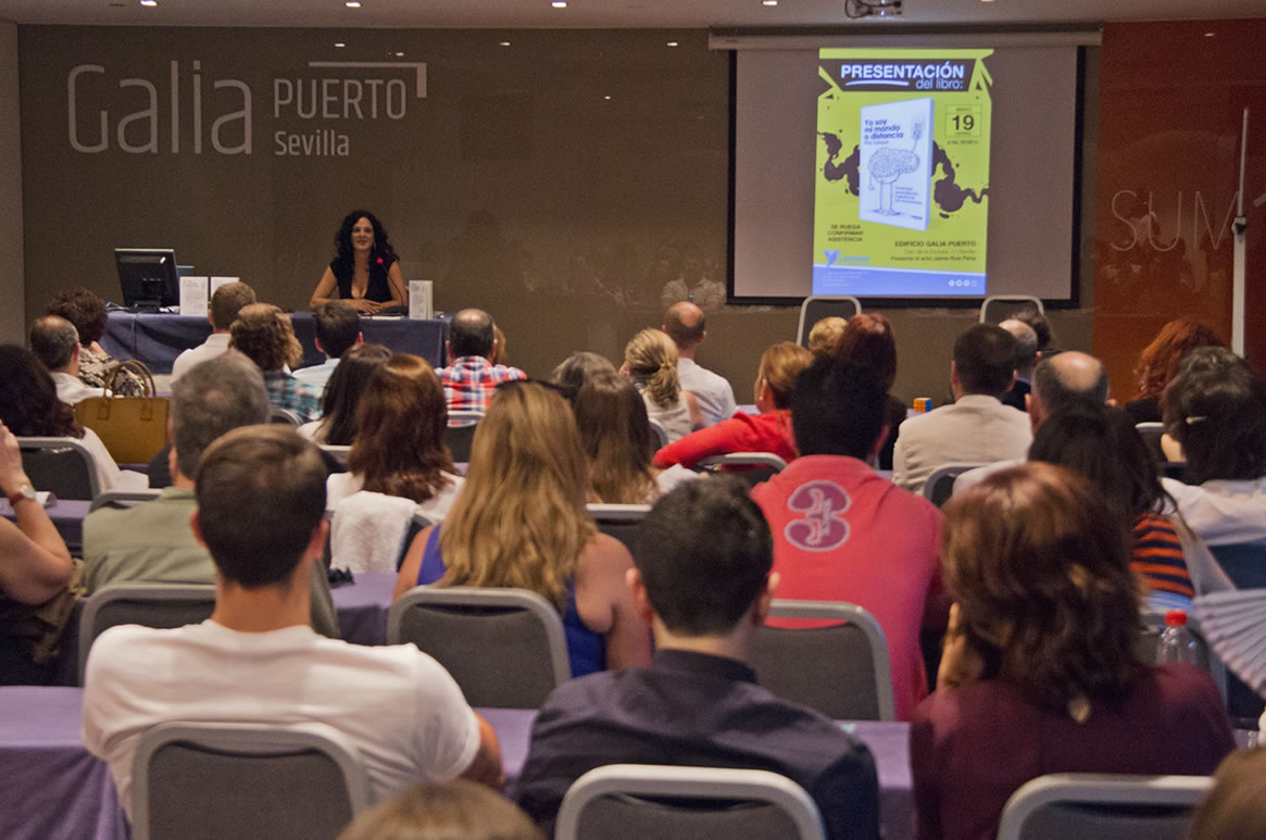 Galia Puerto Eventos: Aprender a ser feliz es divertido