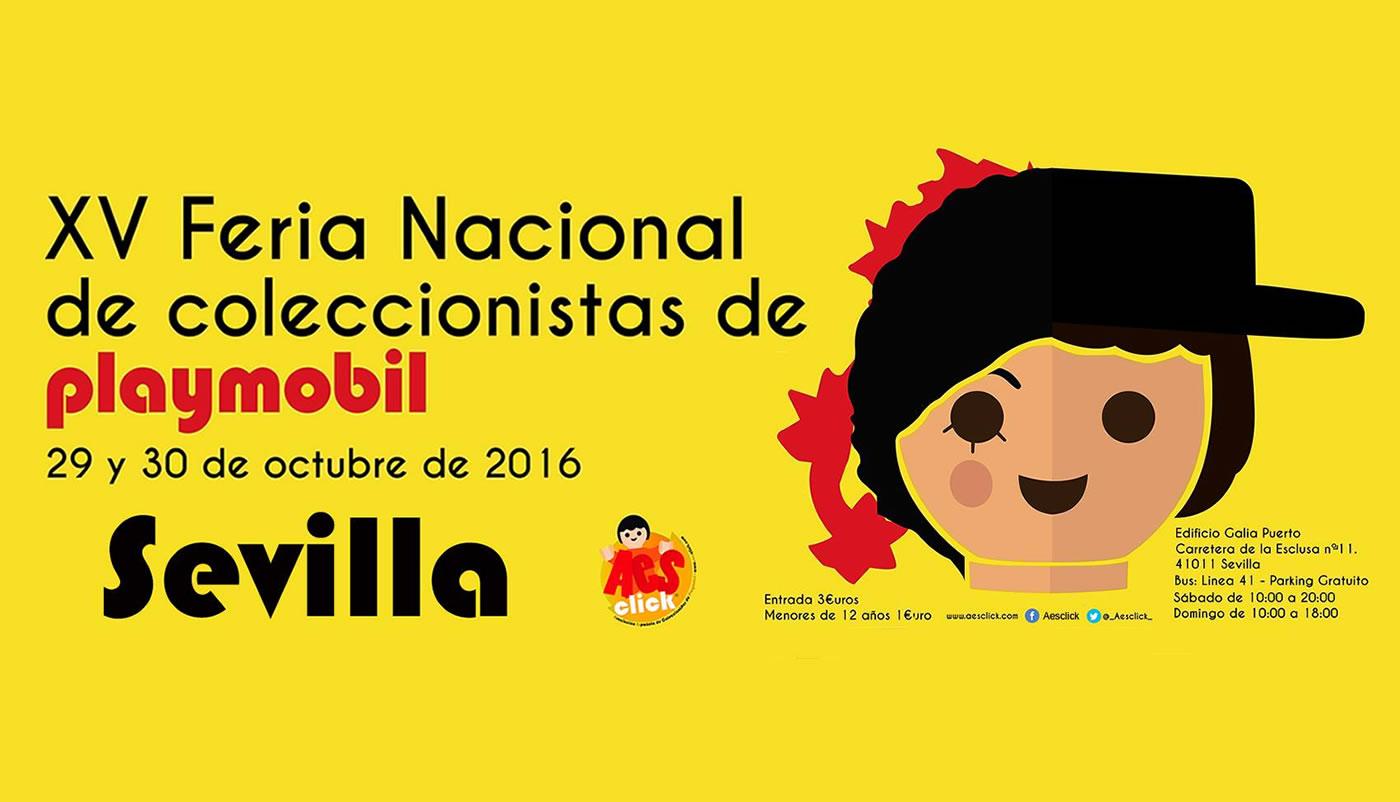 Galia Puerto: XV Feria Nacional de Playmobil en Galia Puerto