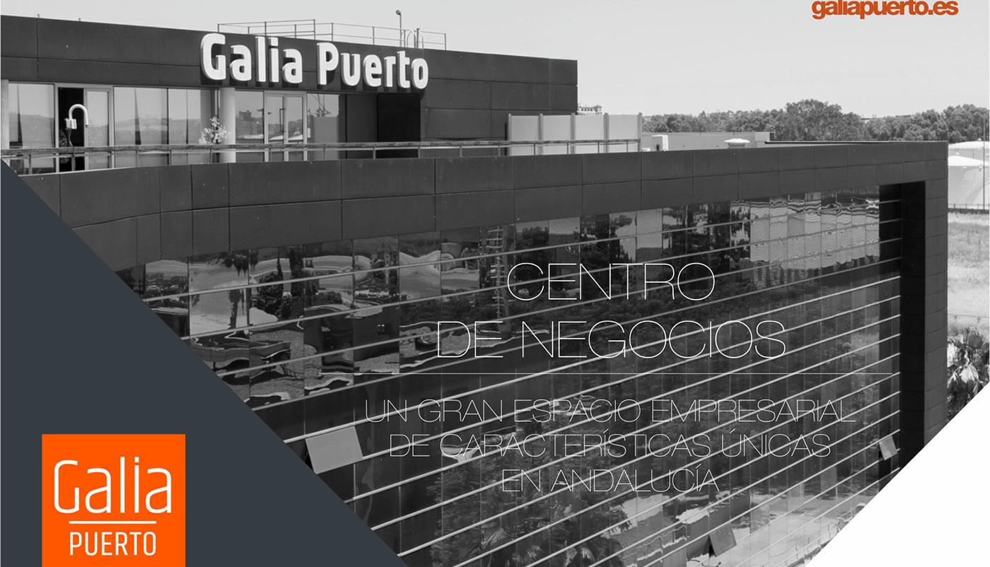 Galia Puerto: Promoción Alquiler de Despachos - Junio