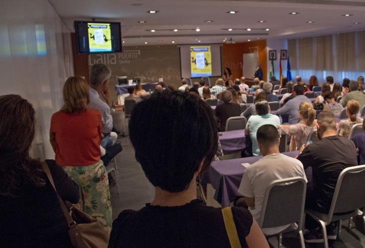 """Galia Puerto - Evento en Galia Puerto - Presentación del Libro """"Yo soy mi mando a distancia"""""""