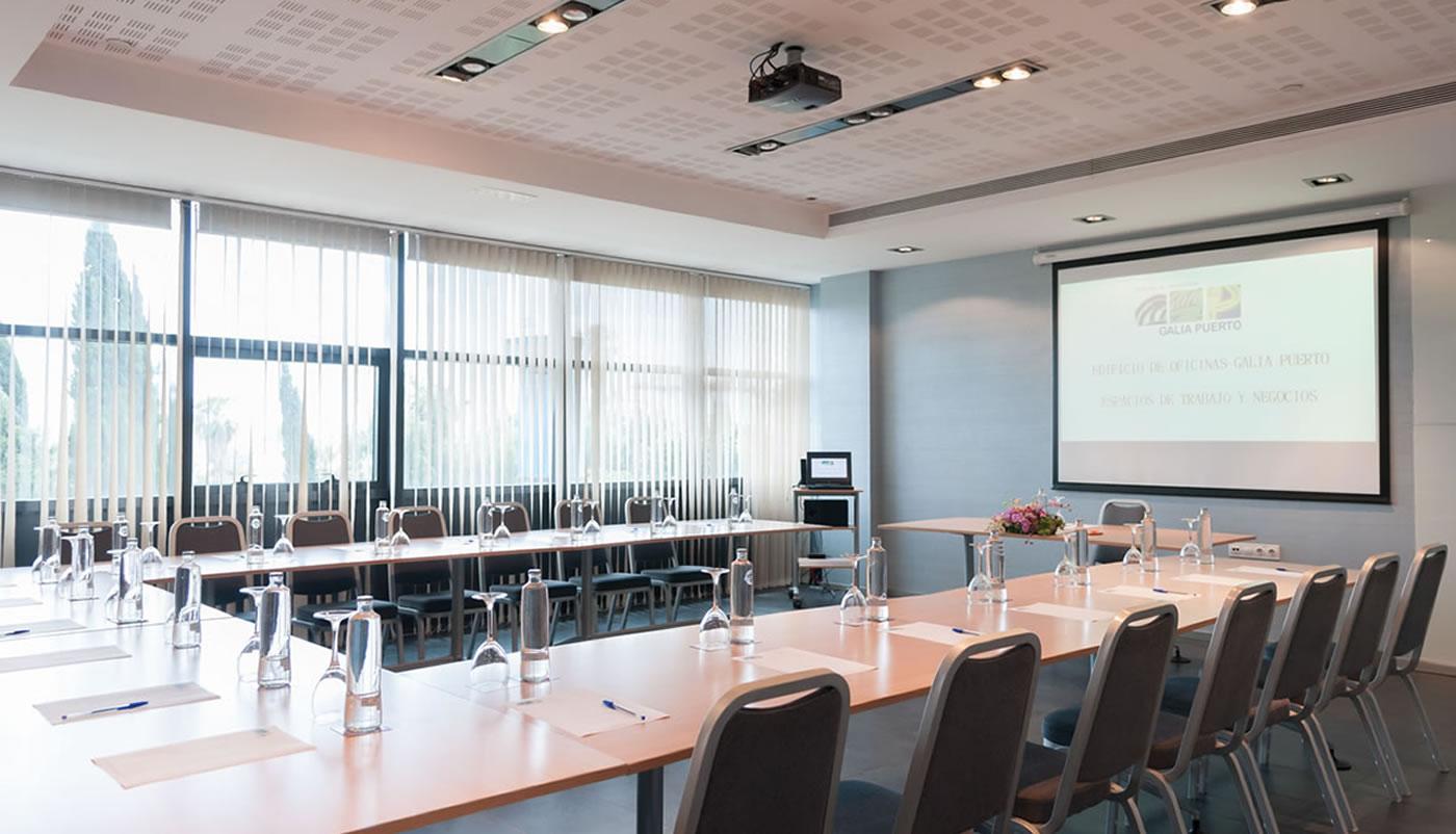 Galia Puerto: Salas de reuniones, ¿qué deben tener para causar buena sensación?