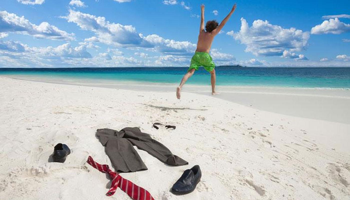 Galia Puerto: ¡Vacaciones! Descanse que en Galia Puerto nos hacemos cargo de todo