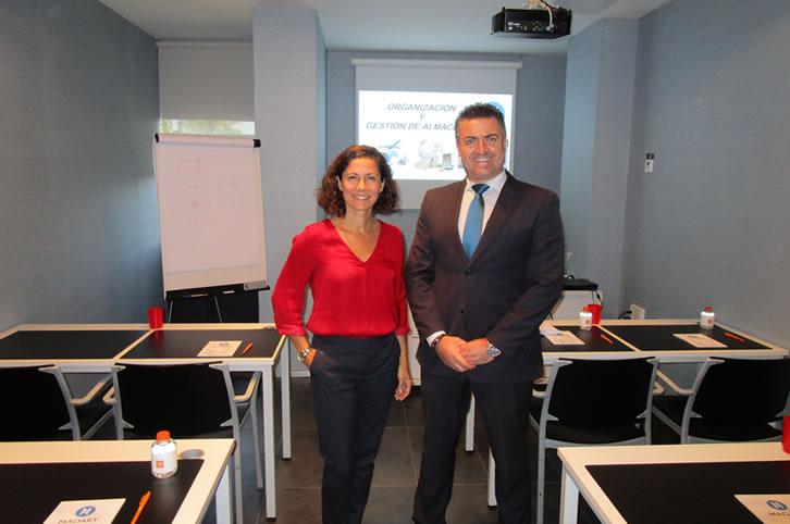 Galia Puerto - Empresa de Formación vuelve a apostar por las Salas de Formación de Galia Puerto
