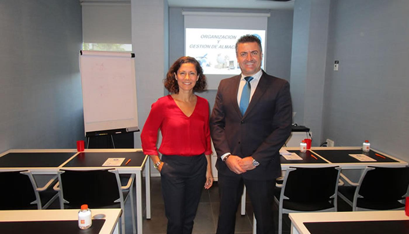 Galia Puerto: Empresa de Formación vuelve a apostar por Galia Puerto