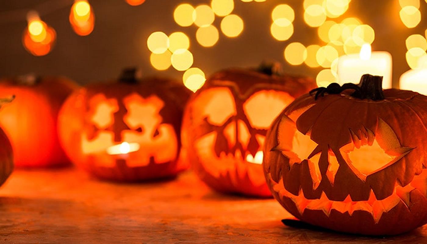 Galia Puerto: Halloween en nuestro Coworking
