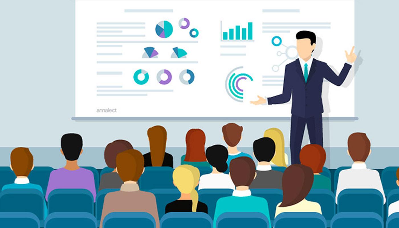 Galia Puerto: Sabes atraer la atención en una presentación