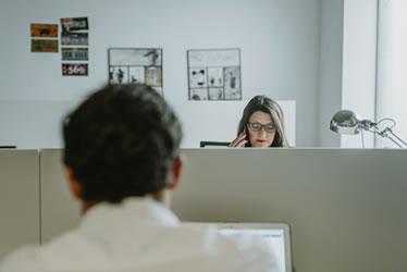 Galia Puerto: Espacio Coworking Sevilla