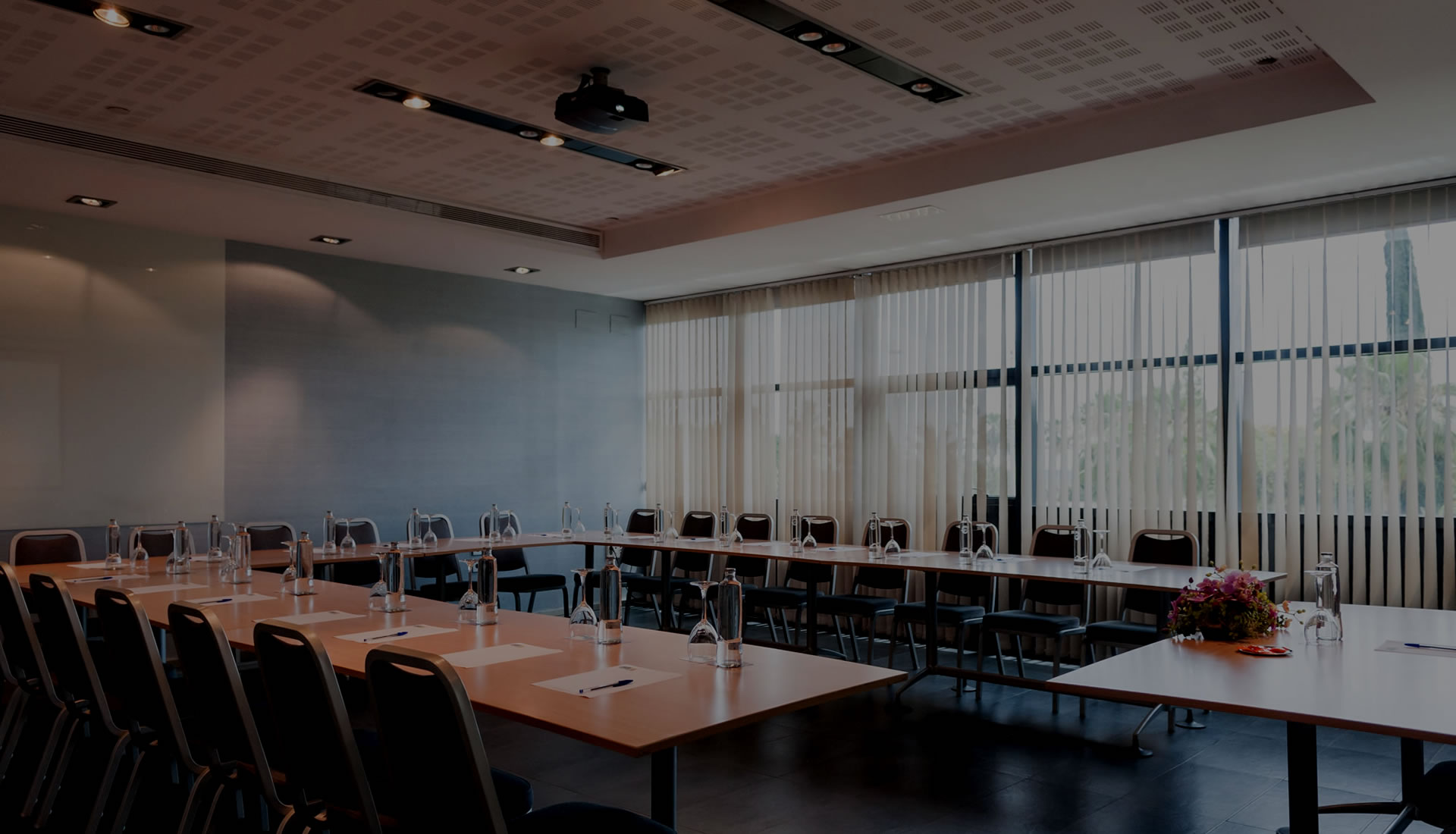 Galia Puerto - Una completa red de salas con múltiples opciones de configuración