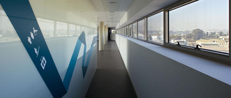 Galia Puerto - Alquiler de oficinas - Galería distribución