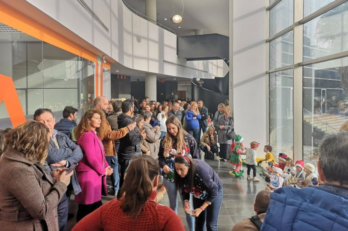 Galia Puerto Eventos: Chocolatada 2018