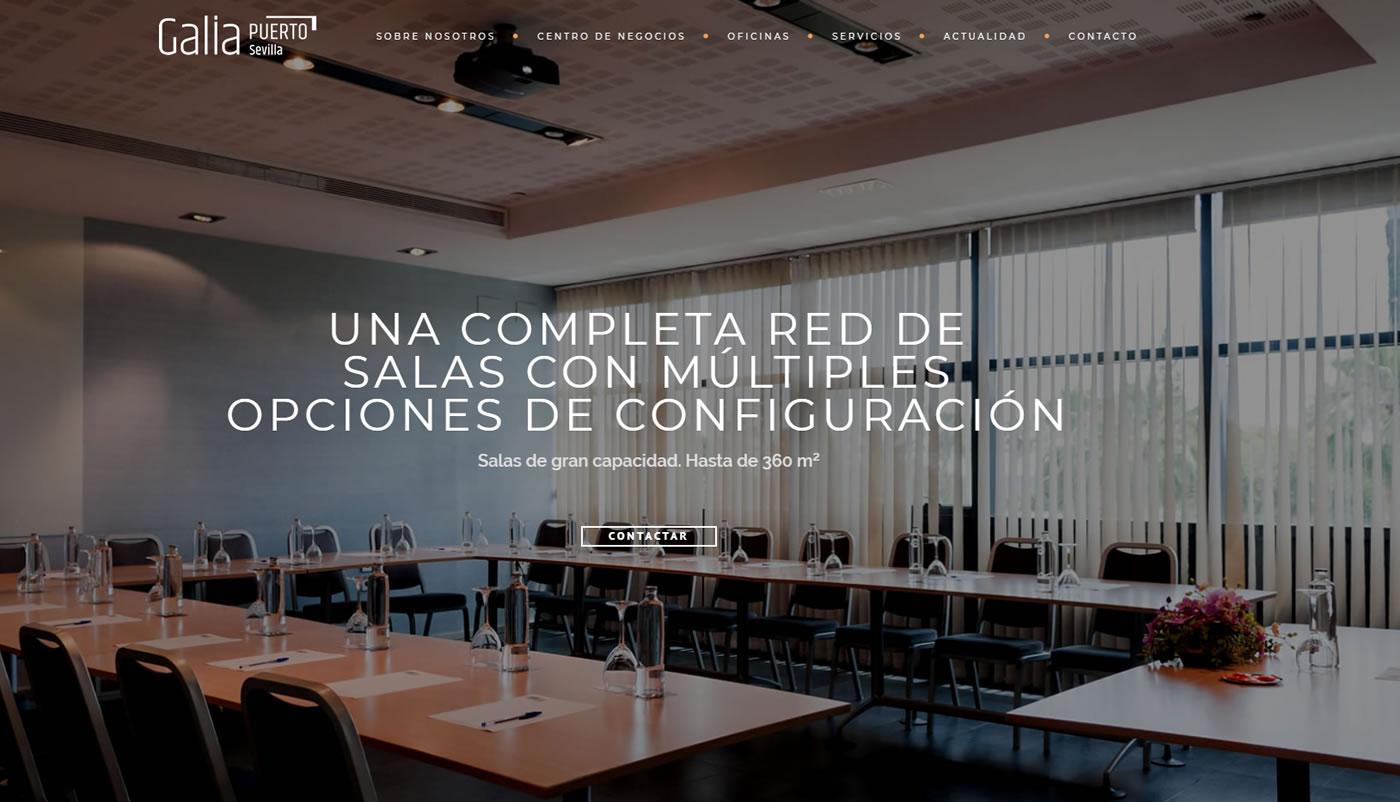Galia Puerto - Estrenamos nueva web en Galia Puerto