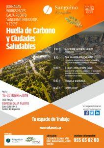 Galia Puerto - Ponencia: Huella de Carbono y Ciudades Saludables