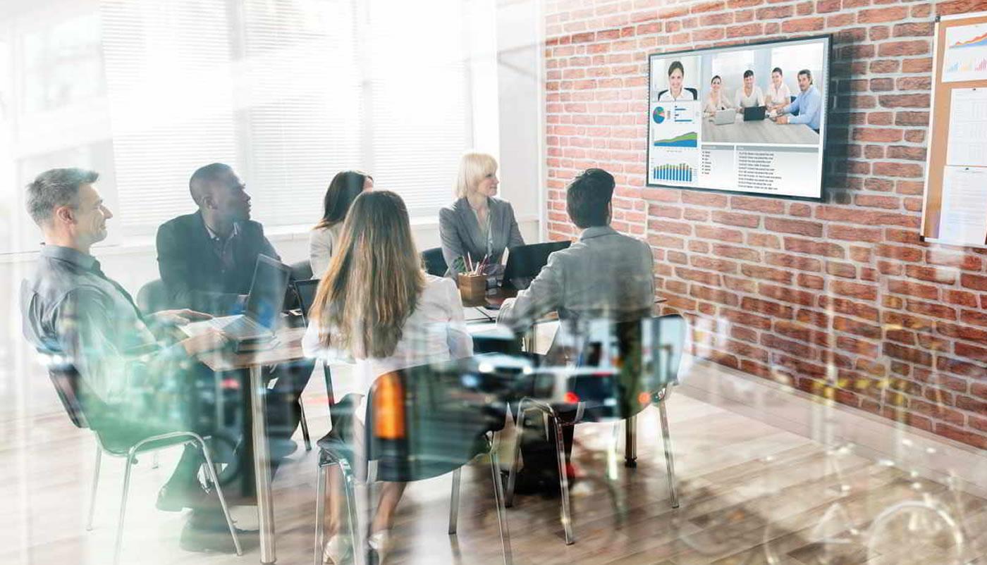 Galia Puerto - Herramientas para hacer videoconferencias