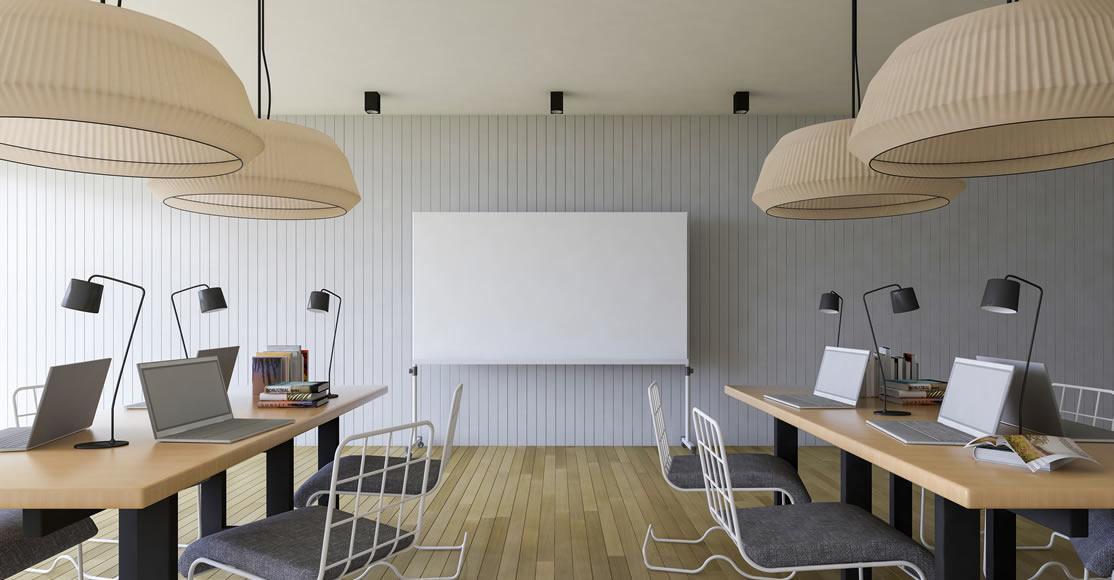 Galia Puerto - Saca partido de la agilidad de las oficinas flexibles