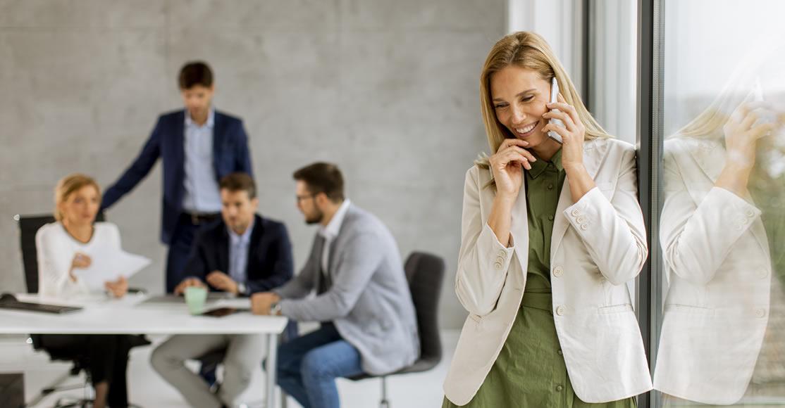 Galia Puerto - ¿Qué tipo de profesionales me puedo encontrar en un espacio coworking?