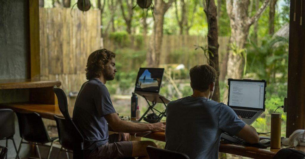 Galia Puerto - Los espacios de coworking más originales del mundo