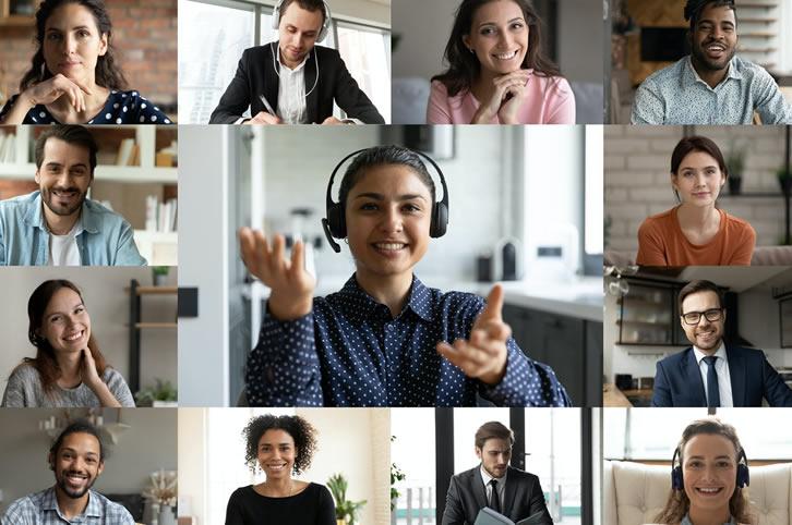 Galia Puerto - Networking virtual, una forma de incrementar los contactos